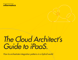 the cloud architect u0027s guide to ipaas pacific data integrators
