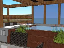 rooftop deck house plans color hexa 000000 architectural drawing of house vector civil