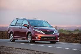 minivans top speed the ultimate power ranking of 2016 minivans quoted