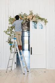 Wedding Arch Ladder 118 Best Wedding Ceremony Flowers Images On Pinterest Marriage