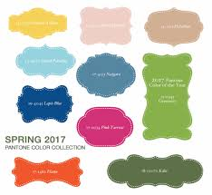 colors spring 2017 pantone s color report for spring 2017 has some beautiful colors