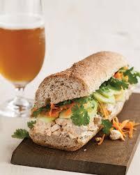 thanksgiving finger foods turkey sandwich recipes martha stewart