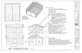 garage designs with loft 24 24 garage plans with loft xkhninfo