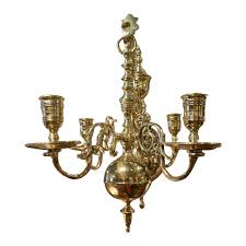 Vintage Candle Chandelier Candle Holders Rooftop Antiques Antique Brass Wall Candle Holder