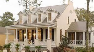 southern living house plans eastover cottage watermark coastal homes llc southern living