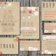 Make Wedding Invitations Diy Wedding Invitation Ideas Haskovo Me