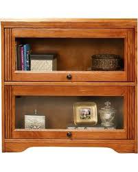Bookcase With Glass Doors Great Deals On Oak Ridge 2 Door Lawyer Bookcase Glass Doors Fluting