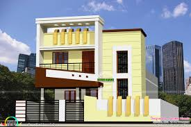 1300 Square Foot Floor Plans by 1300 Sq Ft Low Budget G 1 House Design Kerala Home Design