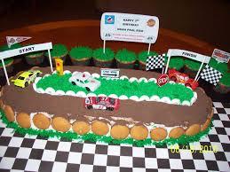race track cakes u2013 decoration ideas little birthday cakes