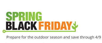 home depot and black friday the home depot spring black friday sale
