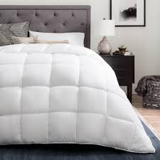 down alternative comforters