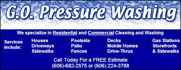 Pressure Washing Estimate by Mount Vernon Kentucky Ky City Guide Pressure Washing