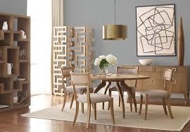 Teak Dining Room Furniture by Brownstone Furniture Atherton Teak Dining