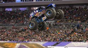monster truck show toronto results monster jam