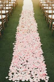 petal aisle runner 608 best ceremony aisle style images on marriage