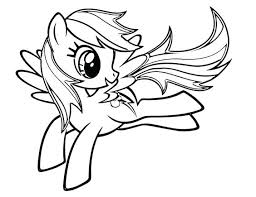 my little pony coloring pages of rainbow dash mlp coloring pages rainbow dash my little pony fly armor posing page