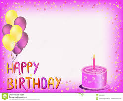 happy birthday greeting card a happy happy