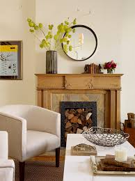 Fireplace Mantel Decoration by Splashy Fireplace Mantel Kits In Living Room Transitional With