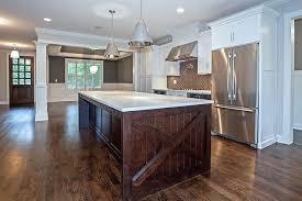 granite kitchen islands brown kitchen island white cabinets with brown island brown