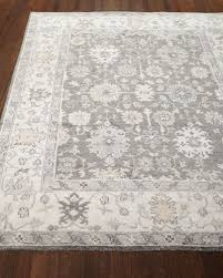 hand knotted wool rug neiman marcus