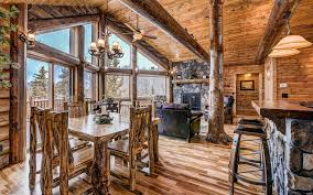 Log Home Interior Photos Log Cabin Kits Let You Build Your Dream Mountain Retreat Curbed