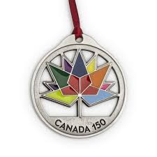 canada 150 tagged ornaments aitkens pewter