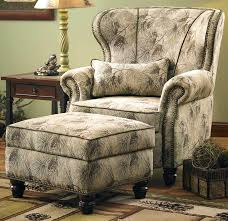 Matching Chair And Ottoman Slipcovers Wingback Chair With Ottoman Seagrass Wingback Chair Ottoman