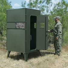 Bow Hunting Box Blinds Deer Hunting Blinds By Texas Hunter Products