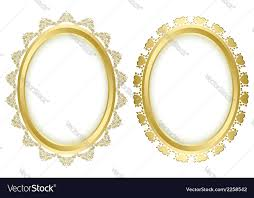 Beautiful decorative frames Royalty Free Vector Image