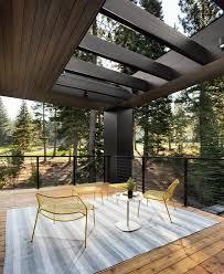 denver covered deck designs rustic with design ideas landscape