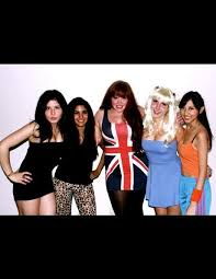 Spice Girls Halloween Costumes 55 90s Party Costumes Images Costumes