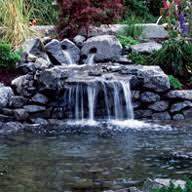 Waterfall Backyard Water Features Backyard Waterfalls U0026 Garden Water Features