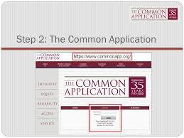 farmington u0027s college application process step by step ppt video