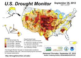 United States Drought Map by Another Week Brings More Pessimistic Drought News Climate Central