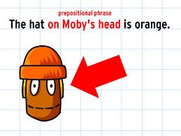 prepositional phrases brainpop