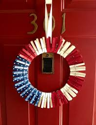 Fourth Of July Door Decorations Celebrate Your Freedom Day With Beautiful 4th Of July Wreath