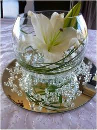 decorations ideas luxury wedding fish bowl decorations ideas with flowers home