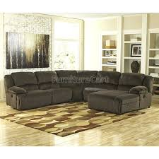 Leather Sectional With Chaise And Ottoman Sectional Gemini Chocolate Contemporary Faux Leather Loose