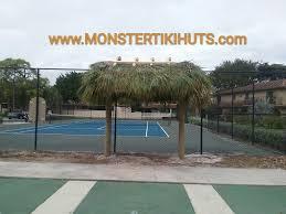 port st lucie florida tiki huts u0026 chickee huts monster tiki huts