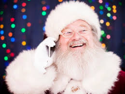 santa claus picture forget sts you can reach santa claus by phone southern living