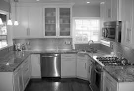 kitchen white glass kitchen cabinet doors table accents