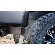 dodge ram mud flaps husky kickback mud flaps front 12 w w black top stainless