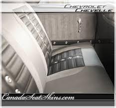 1970 Chevelle Interior Kit 1970 Chevelle Sport Xr Upholstery And Seat Foam Kit