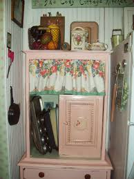 Cottage Kitchen Cupboards - tear out those practical kitchen cupboards and countertops and put