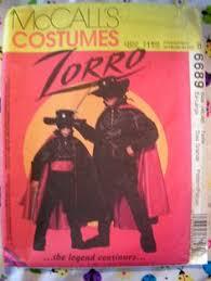 Zorro Costume Halloween 2010 A353 Mens Zorro Carded Accessories Superheroes Kit