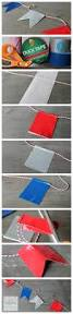 inspired design monday duck tape 4th of july banner duct tape