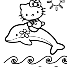 kitty print 1 print kitty coloring pages