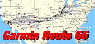 Route 66 Map by Route 66 Road Trip Usa Route 66 Coach Tours In Usa One Guy