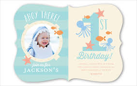 27 first birthday invitation templates u2013 free sample example