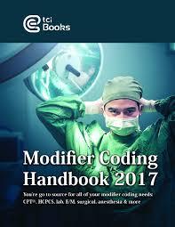 modifier coding handbook 2017 x epsu 52 53 modifiers